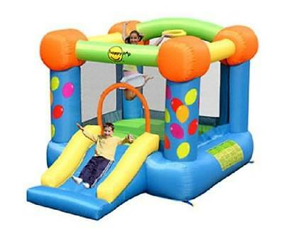 Party Hoop Slide Jumping Castle 9070