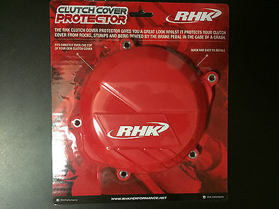Honda CRF450R 2010 2011 2012 2013 2014 2015 Red Clutch Cover Protector CCP-2