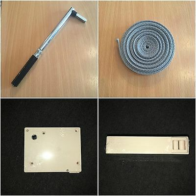 New Roller Shutter Winder Box With Strap And Handle * Standard Post*
