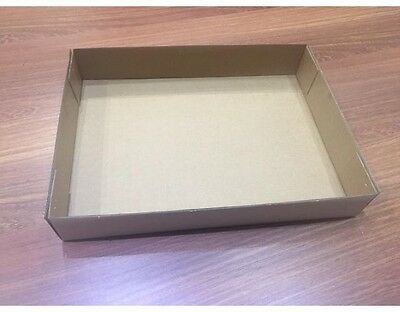 385 x 295 x 60 mm Bakery Tray (bundle 50) $1.05 ea