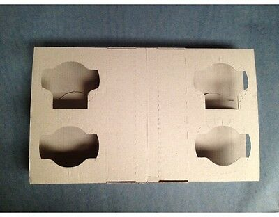 4 Cup Carry Tray (CTN 100)