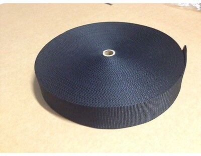 Able Packaging 38mm Poly webbing (50m Roll)