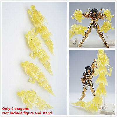 Datong Saint Seiya Cloth Myth Dragon effect for Bandai Libra EX Dohko Shiryu YW