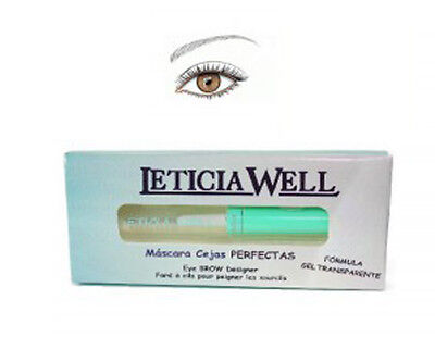 MAQUILLAGE YEUX : Un Mascara gel Cils et Sourcils TRANSPARENT - Leticia Well