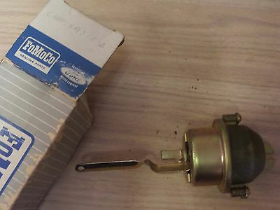 1960-62 Ford NOS Selectaire air conditioning vacuum motor C0AF-18A318-B 61 1962