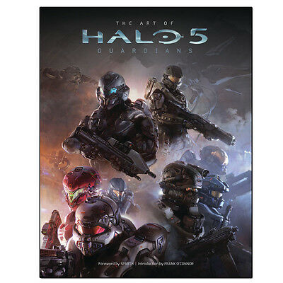 The Art of Halo 5: Guardians by Egmont Publishing UK [HB] 9781405281836 NEW