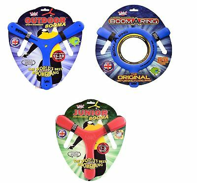 Wicked Booma Boomaring, Junior Boomerang, Outdoor Boomerang