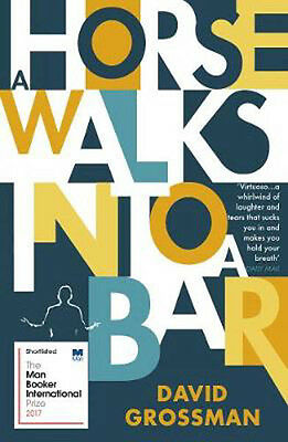A Horse Walks into a Bar | David Grossman
