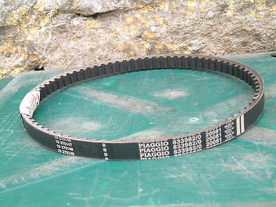 drive belt for Aprilia SR50, Gilera Runner, Piaggio NRG injection, genuine part