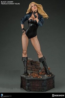 Sideshow Black Canary Premium Format - Justice League, Green Arrow