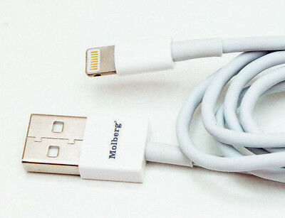 USB Lightning Ladekabel für iPhone 5 5S 5C-SE 6 6 Plus 7 7-Plus. NEU!!