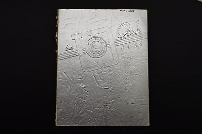 1951 The Oak Upper Darby Senior High School PA Signed Yearbook
