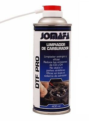 Bote Spray Limpiador De Carburador Y Admision  400Ml - 10808