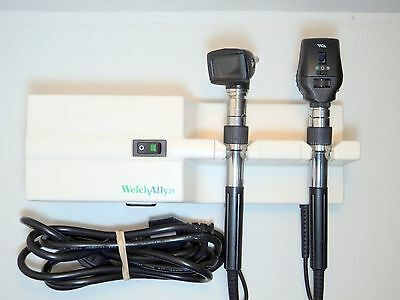 WELCH ALLYN 767 WALL SYSTEM 76710 (special price) With Speculas
