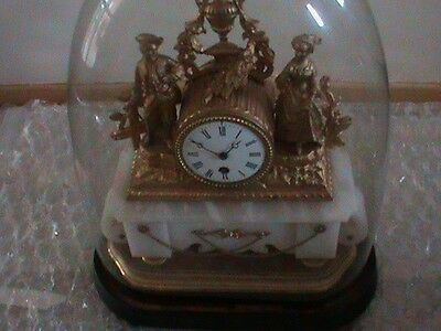 French Antique Clock (Japy Freres)