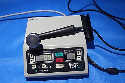 DYNATRON 150 Plus Ultrasound Therapy Unit with ultrasound head