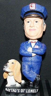"Maytag's Ol' Lonely w/ ""Tan"" Dog Bobblehead (out of box)"