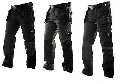 Lee Cooper Work Trousers Lcpnt216 Fixed Holster Workwear Trouser Pants New