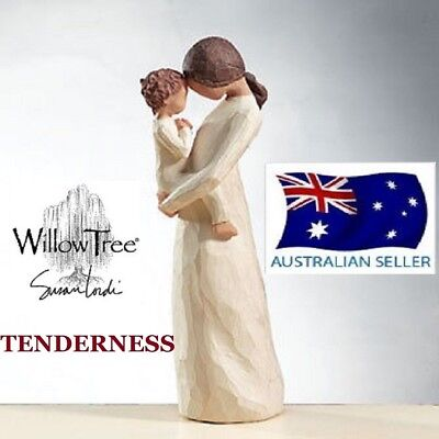Willow Tree TENDERNESS  Figurine By Susan Lordi By Demdaco BRAND NEW IN BOX