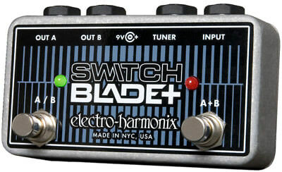 Electro Harmonix Switchblade Plus Channel Selector Pedal (NEW)