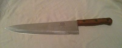 "Carvel Hall Molybdenum Steel 15"" Chef's Knife"