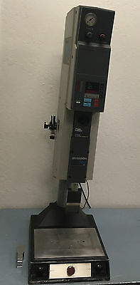 Branson 910iw+ Ultra Sonic Welder - Tested and working