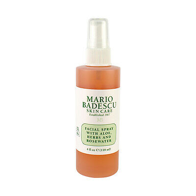 NEW Skincare Mario Badescu Facial Spray with Aloe, Herbs & Rosewater - For All
