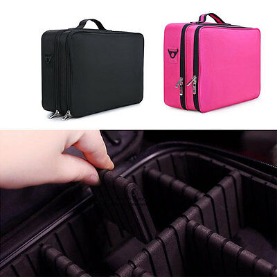 Professional Empty Makeup Mujer Cosmetic Case Travel Storage Bag Suitcases