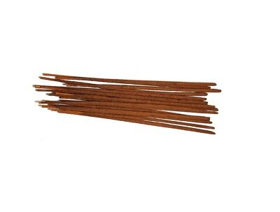 """1 Pack Night Queen Incense Joss Sticks 6"""" Long Burn Scent Hand Rolled India"""