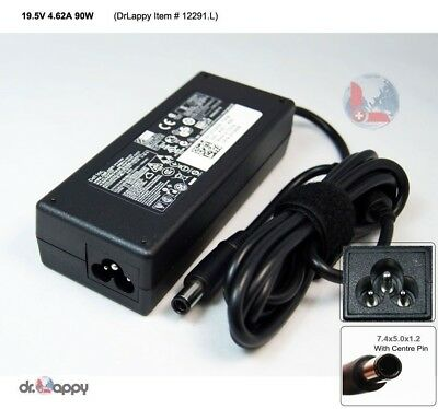 DELL ORIGINAL GENUINE 90W AC Power Adapter for Inspiron N5050 N7010