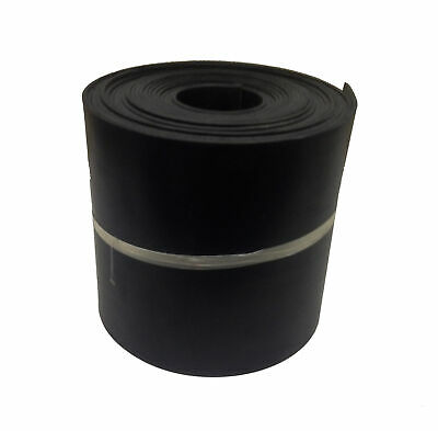 """EPDM ROLL RUBBER 5/64"""" THICK 8""""x32' FEET Roofing Patch Sealing Cushion"""
