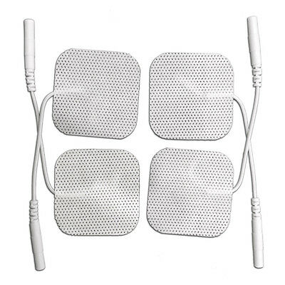 TENS Therapy Premium Physio Electrode Set - Replacement Pads - Physio Quality
