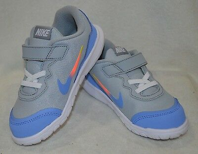 huge discount 251f5 3ea9a Nike Flex Experience 4 Print (TDV) Toddler Girl s Running Shoes - Size 6