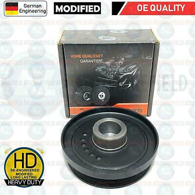 FOR HYUNDAI ix35 SANTA FE SORENTO 2.0 2.2 CRDi DIESEL ENGINE CRANK SHAFT PULLEY