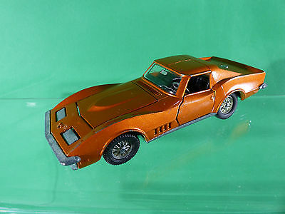 Dinky Toys 221 Corvette Stingray - Speed Wheels -  Diecast
