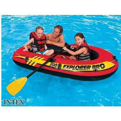 Bateau 2 Places Gonflable Explorer Pro 200 Intex