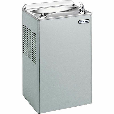 Elkay Indoor Water Cooler, Wall, Top Button Operation, 8.0 gph, EWA8L1Z 115V 5A