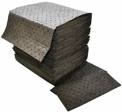 Spilfyter Gray Universal Sorbent MRO Double Weight Absorbent Pad 18
