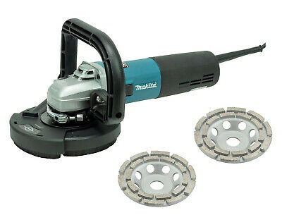 Makita / Btk Sanierungsset / Sanierungsfräse-Set / Betonschleifer-Set 125Mm #390