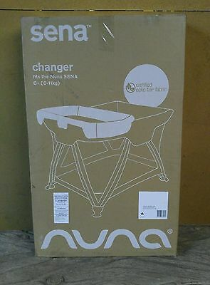 Nuna Sena Changer - Navy -   BRAND NEW   - Ships out same day payment is made!