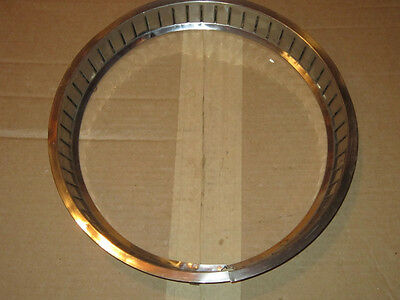 Unique Vintage 14 Inch Wheel Trim Ring Rat Rod Dodge Studebaker Plymouth