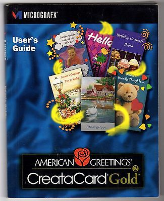 Micrografx american greetings creatacard old gold 2 and manual american greetings creatacard gold 2 user manual guide micrografx rm51273 m4hsunfo