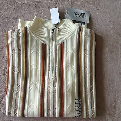 Mens Large Stacy Adams Sweater