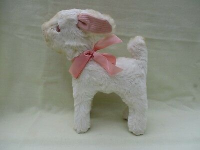 Vintage 1940's Child/Baby's Stuffed Lamb