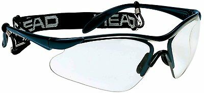 HEAD Rave Protective Eyewear w/ Stylish Lightweight Impact Resistant Frame & Dis