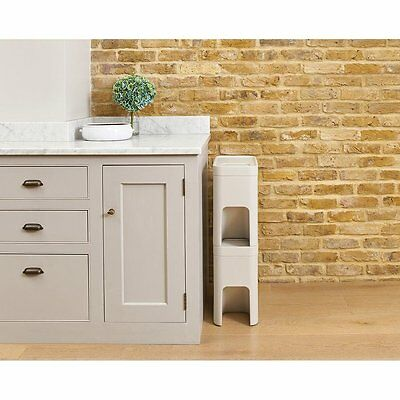 Joseph Joseph Kitchen Recycling Separation Bin Intelligent Waste Stack 48L Stone