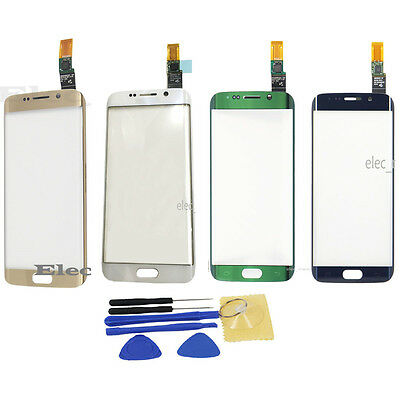 For Samsung Galaxy S6 S7 edge Replacement TP Touch Screen Digitizer Glass Lens