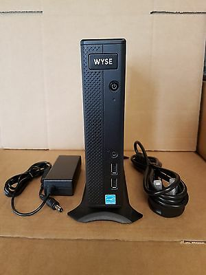 2016 Wyse Z90Qq7P Thin Client + Psu + Stand ( Quad Core / Quad Display / W7P