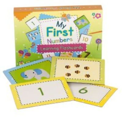 Learning Flashcards: My First Numbers