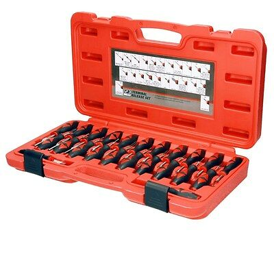 Terminal Release Tool Kit Unlocking Connectors Remover Tool 23 Pcs Electric Wire
